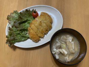 ヨシケイ「プチママ」お試しでとってみました〜チキンカツ調理編