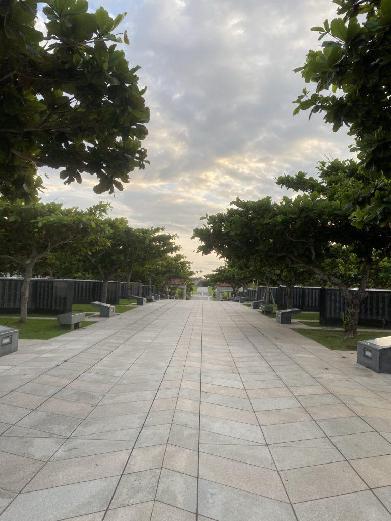 去った6/23は沖縄慰霊の日だったので、今年も摩文仁に行ってきました。