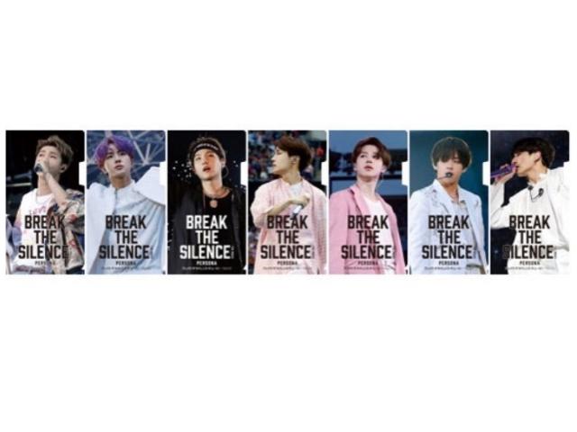 BTS(バンタン)の映画【BREAK THE SILENCE: THE MOVIE】をムビチケで見てきました~♪