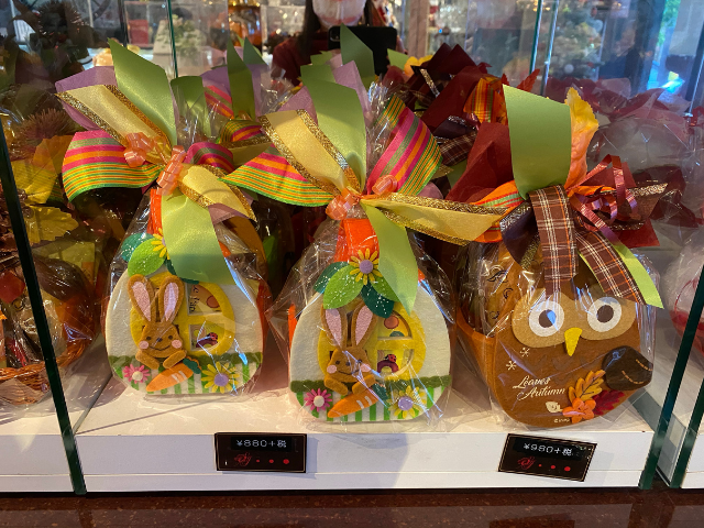 沖縄のケーキ屋さん、ジョーギでケーキを買ってきました。