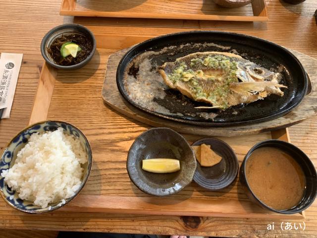 糸満魚民食堂へランチを食べに行って来ました♪魚料理絶品です!