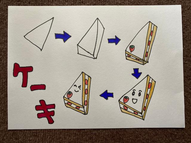 手書きPOPでイラストも描いてみた!簡単で可愛いいイラスト手書きPOP♪