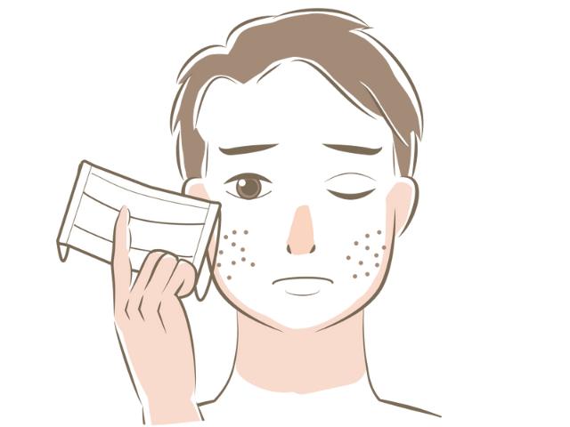 メンズクレアラン 薬用クレイ洗顔パック!いちご鼻・にきび・黒ずみ対策に♪